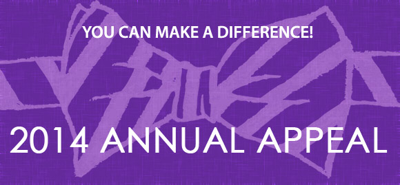 Donate Now! You can make a difference!