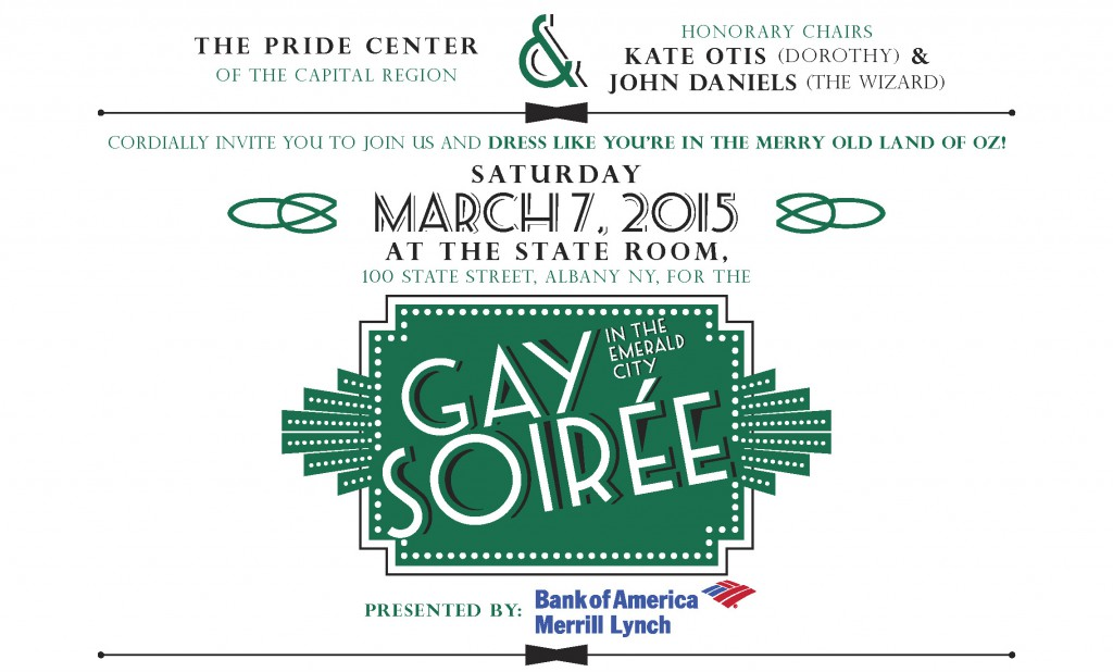 The Pride Center's Gay Soiree