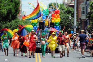 Capital Pride is produced by the Pride Center of the Capital Region