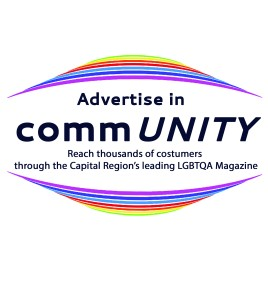advertise in commuity