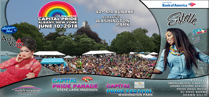 Capital Pride Parade and Festival